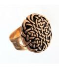 Celtic Knotwork Anillo