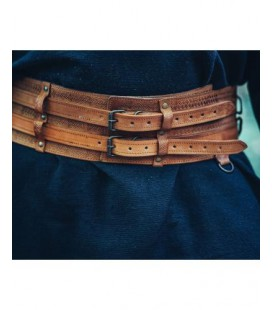 Anike, cinturón doble Nórdico