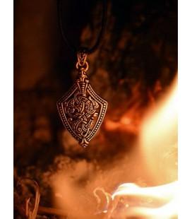 Viking Pendant Sword-Chape