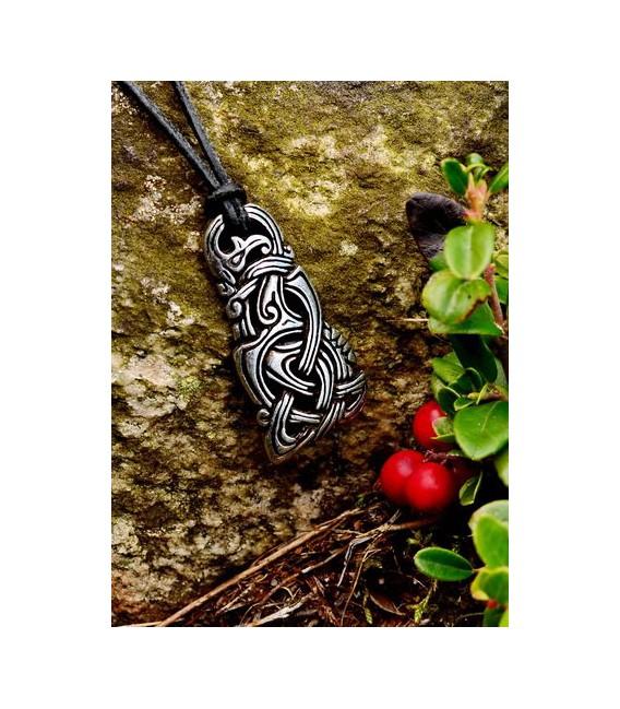 Amuleto Dragon Vikingo - Pequeño