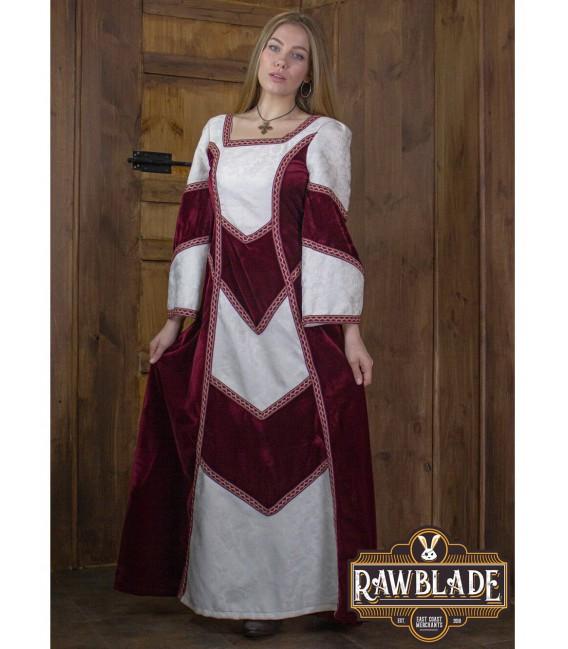 Vestido Castilian - Rojo