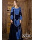 Vestido Castilian - Azul