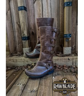 Jarek Rider Boots - Brown