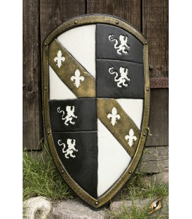 Escudo Leonado Verde