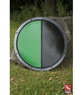 RFB Escudo Redondo Negro y Verde