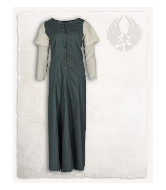 Vestido Elodie Blanco/Crema
