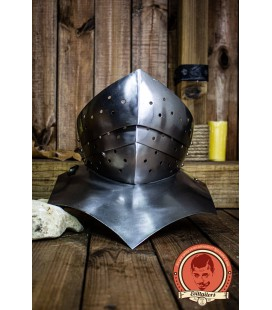 Gothic gorget 15th century