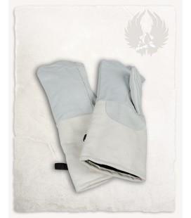 Anselm Guantes de cocina - Blanco
