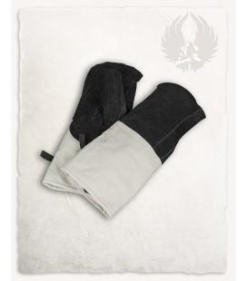 Anselm Guantes de cocina - Negro