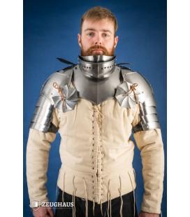 Pauldrons 15th Century - Polished