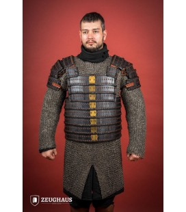 La Milar Scale Armour. blackened