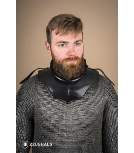 Collar Avenger, blackened