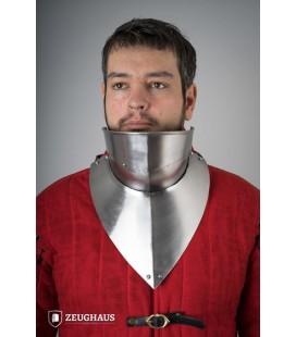 Collar with beard, polished