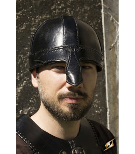 Warrior Helmet - Black