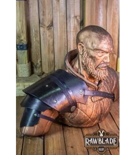Warrior shoulder - Black