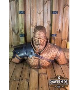 Hombrera de guerrero - Marron