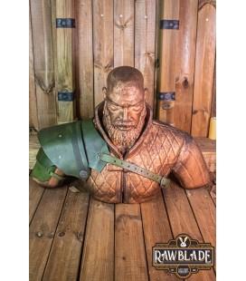 Hombrera de guerrero - Verde