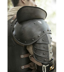 Shoulder Plate Giant Dark Warrior