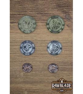 Monedas del Banco Mágico