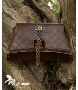 Bolsa Medieval - Marrón