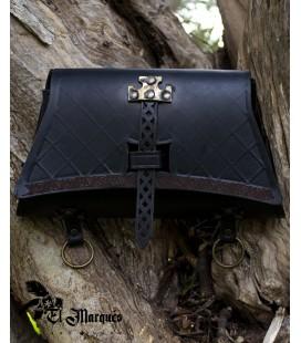 Bolsa Medieval - Negro