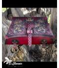 Bolsa Medieval - Roja Premium