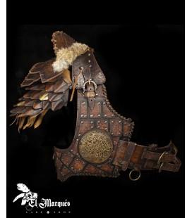 Conjunto Vikingo con Escamas