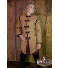 Morgause Gambeson Complete - Light Brown