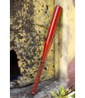 Bate de Baseball - Rojo - 80cm