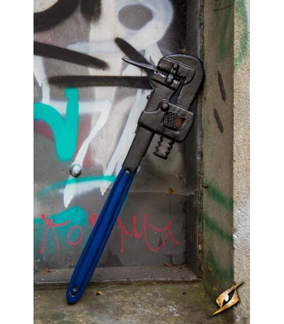 Llave inglesa - 50 cm - Azul