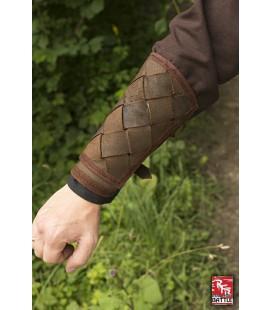 RFB Viking Bracers - Brown