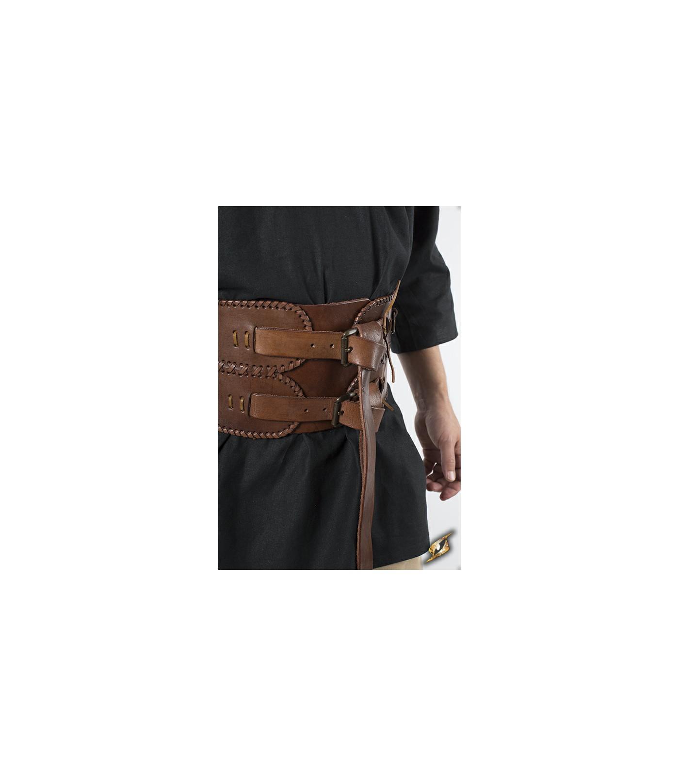Cinturón Ancho en Marrón - Eviltailors 1a73b4cb641f