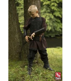 Armadura Viking en Negro