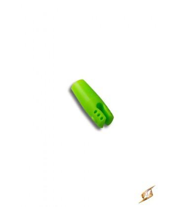Culatín para Flechas de LARP en Verde