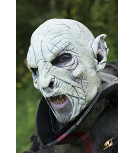 Máscara Orco Bestial Verde Oscuro 57 - 59 cm