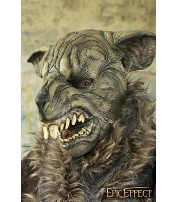Máscara Hombre Rata Marrón 57 - 61 cm - Eviltailors