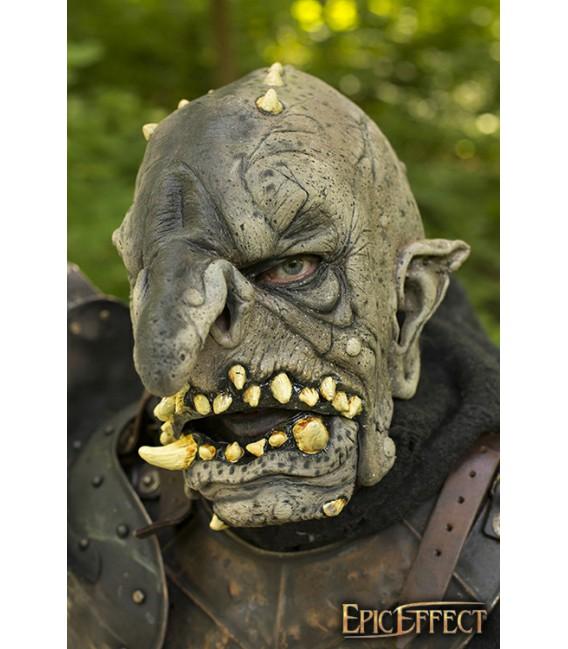 Máscara Troll Marrón 57 - 61 cm - Eviltailors