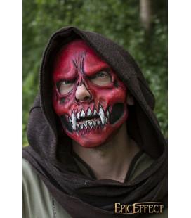 Máscara Berserker en Plata