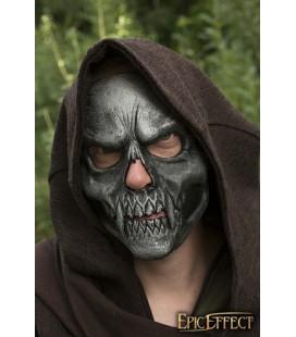 Máscara Calavera Plateada