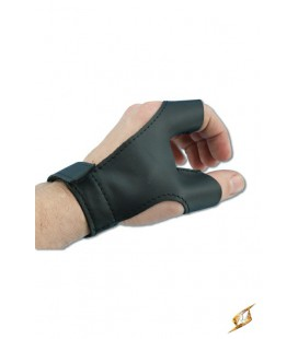Hand Protection - Left Handed - Brown