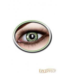 Download images Cat Eyes Yellow - Contact effect Lense
