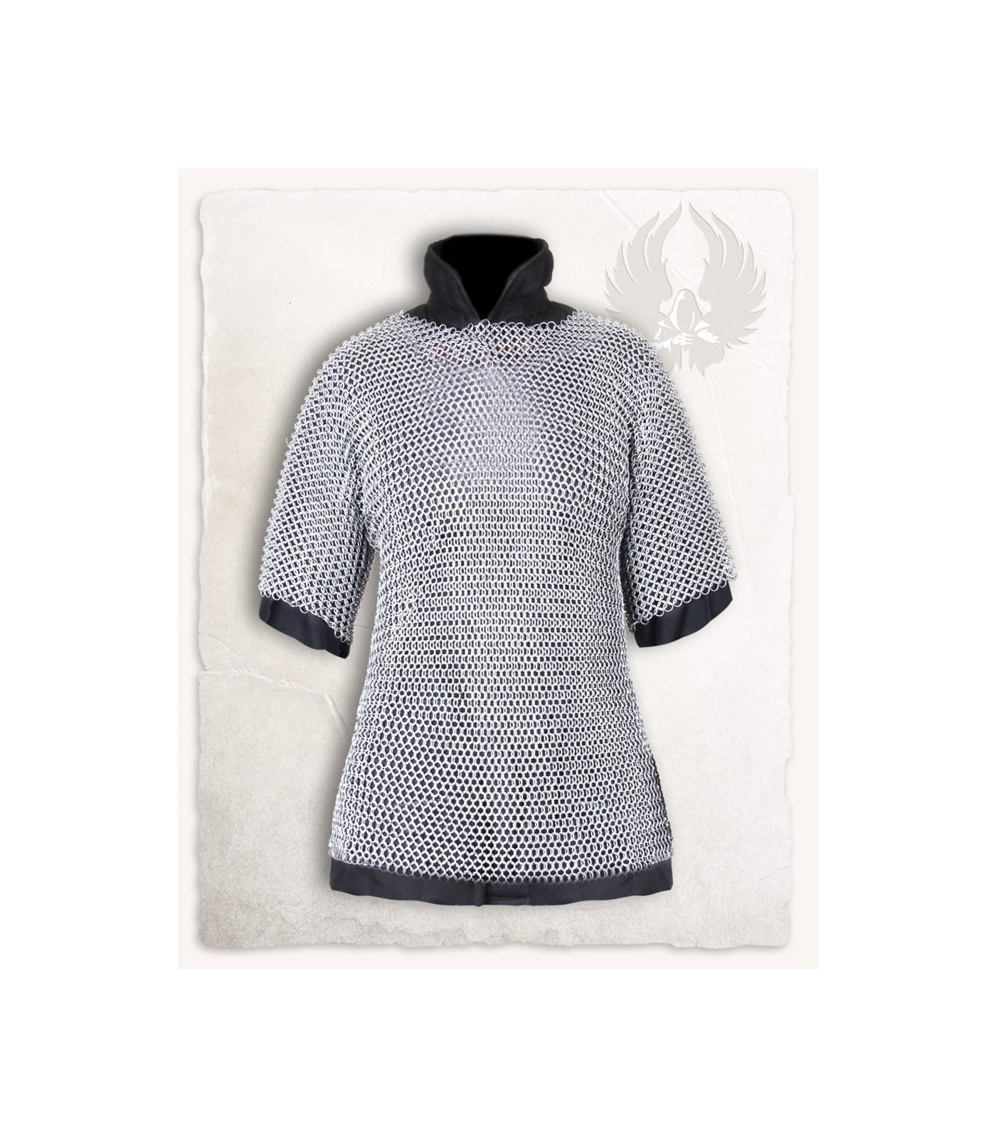 Hermosa Patrón De Cota De Malla Campana Crochet Viñeta - Manta de ...