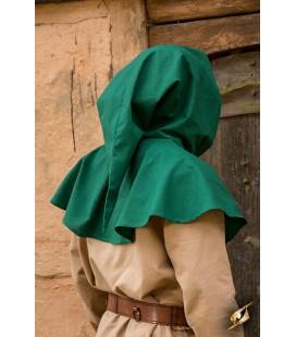 Capucha Medieval Verde