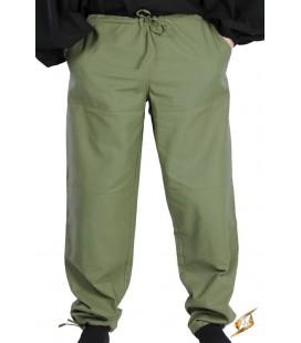 Basic Pants - Dryad Green