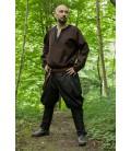 Pantalones Medievales Negros