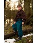 Pantalon Medieval Verde - Niño