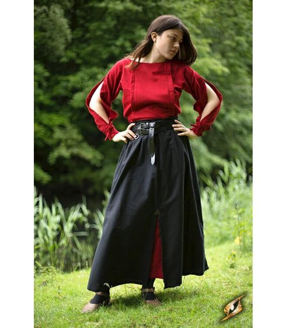 Falda de Batalla Negra