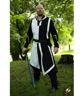 Basic Tabard - Epic Black /Offwhite