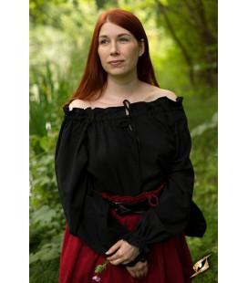 Blusa de Pirata-Negra