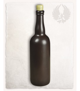Friar Tuck foam bottle